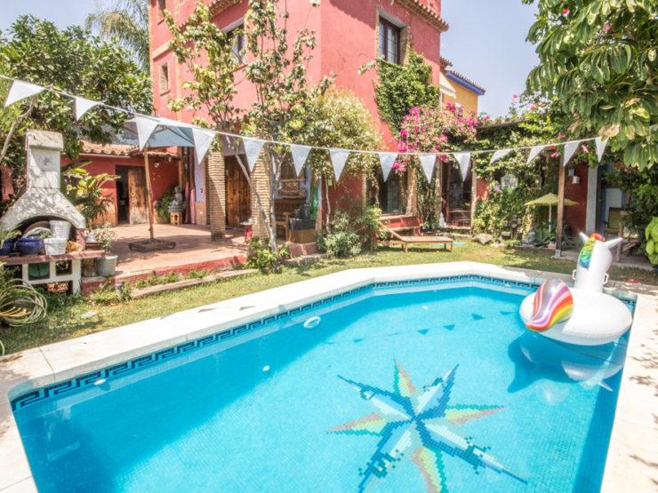 4 bedroom, 4 bathroom Villa for sale in Linda Vista, San Pedro Alcantara