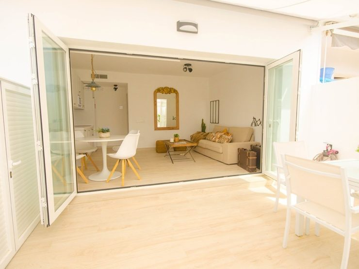 1 bedroom, 1 bathroom Townhouse for sale in Cancelada, Estepona