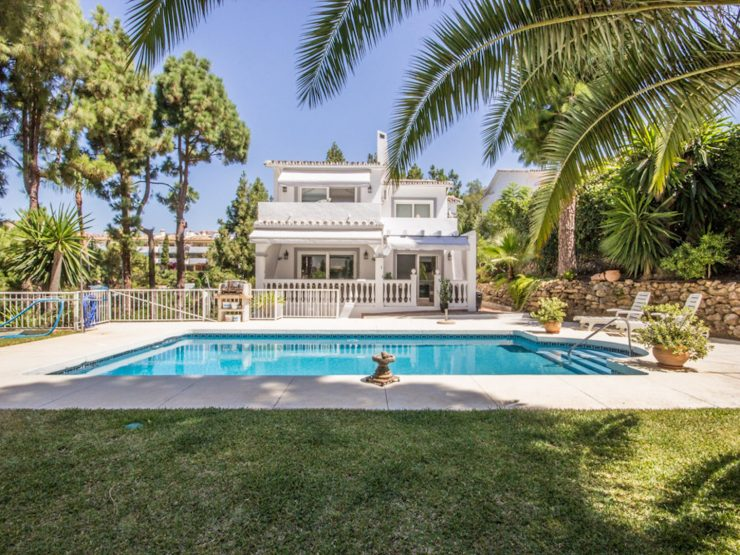 Immaculate fully refurbished 4bed Villa in Calahonda