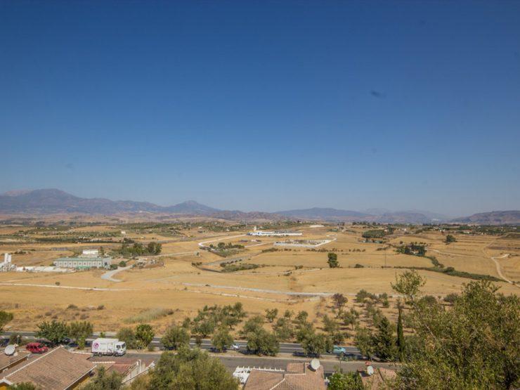 Urbanes Grundstück in Sierra Gorda, Coín