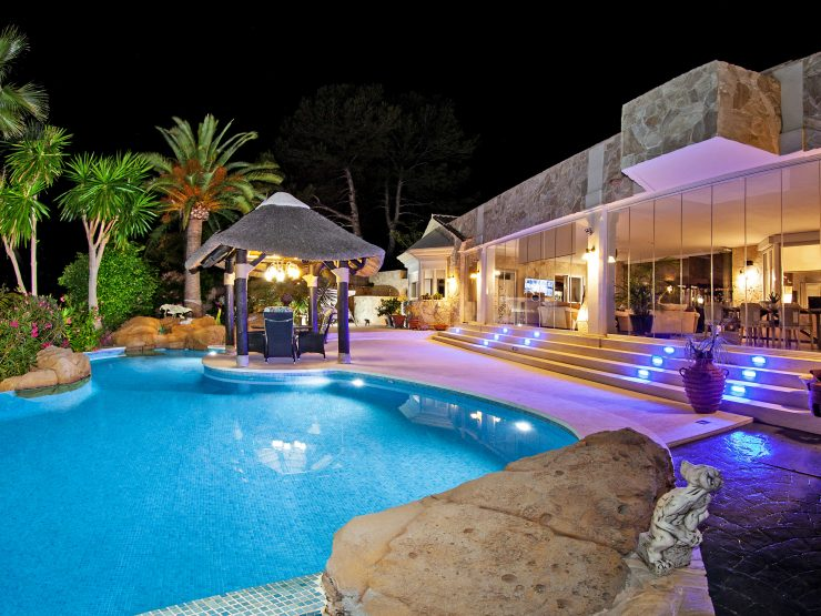 Exceptional Villa in Elviria, Marbella