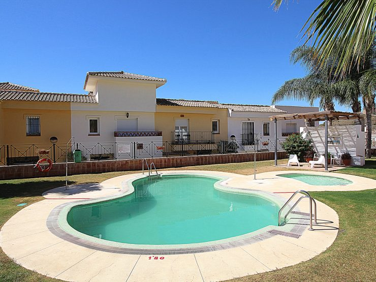 Charming townhouse in Alhaurin Golf