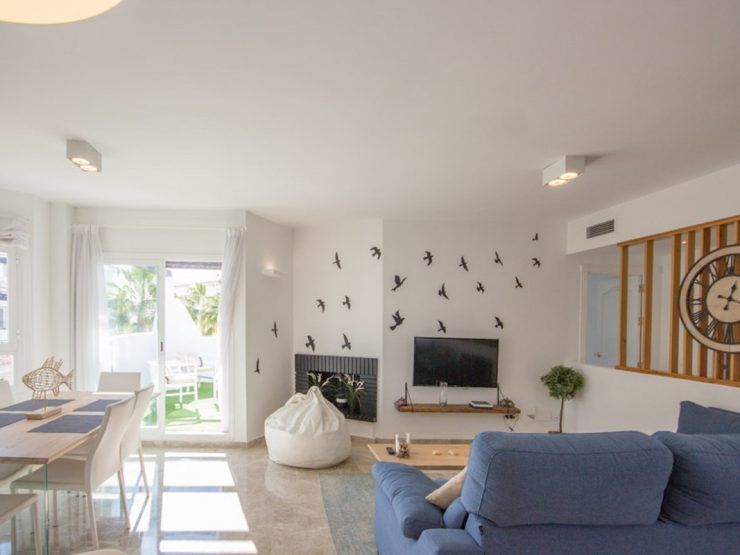 Immaculate duplex penthouse in Los Naranjos, Nueva Andalucia