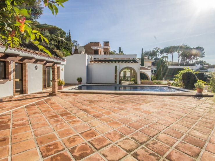 stunning Villa in Elviria
