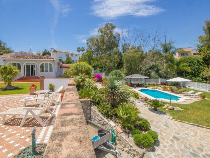 stunning single level Villa for sale in Torrenueva, La Cala de Mijas