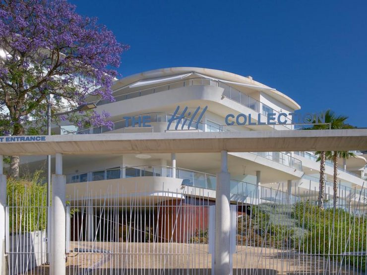 ultra modern Apartment in Benalmadena