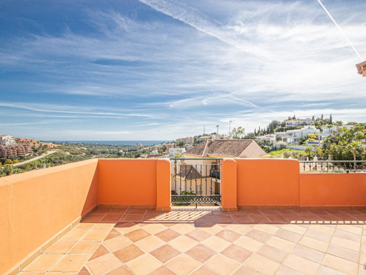 Long Term Rent – Lovely duplex Penthouse in el Mirador de Santa Maria